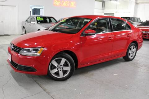 2013 Volkswagen Jetta for sale at R n B Cars Inc. in Denver CO