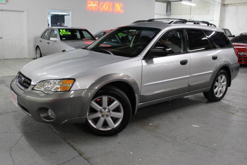 2006 Subaru Outback for sale at R n B Cars Inc. in Denver CO