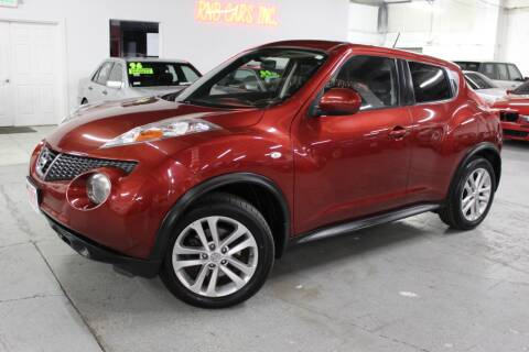 2011 Nissan JUKE for sale at R n B Cars Inc. in Denver CO