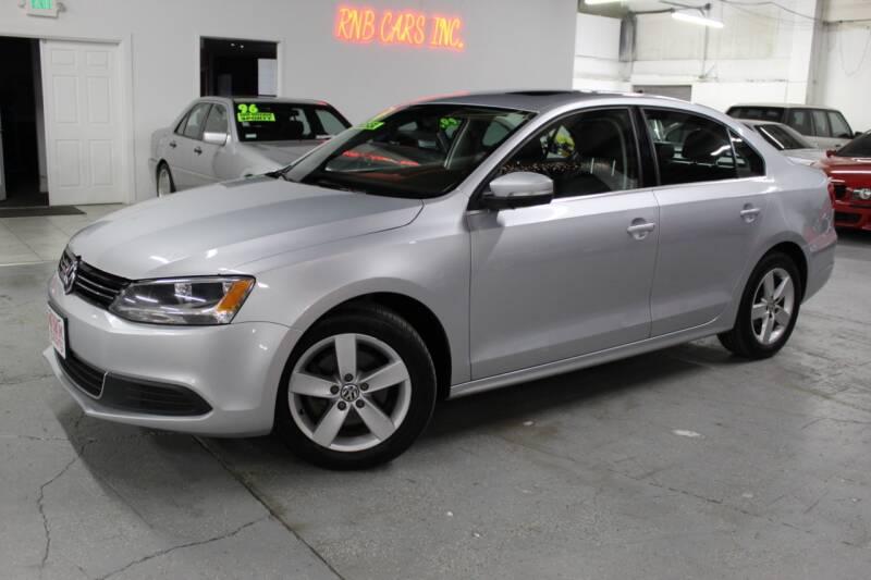 2014 Volkswagen Jetta for sale at R n B Cars Inc. in Denver CO
