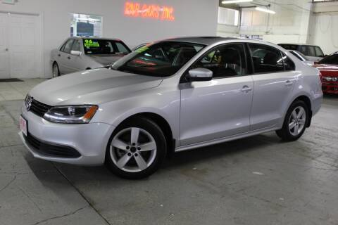 2012 Volkswagen Jetta for sale at R n B Cars Inc. in Denver CO