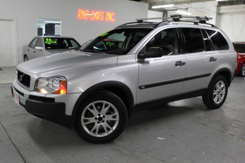 2004 Volvo XC90 for sale at R n B Cars Inc. in Denver CO
