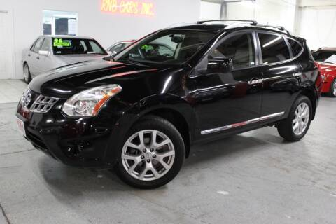 2012 Nissan Rogue for sale at R n B Cars Inc. in Denver CO