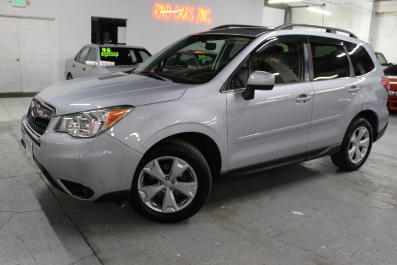 2014 Subaru Forester for sale at R n B Cars Inc. in Denver CO