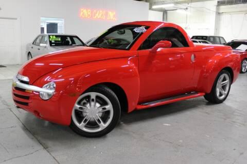 2004 Chevrolet SSR for sale at R n B Cars Inc. in Denver CO