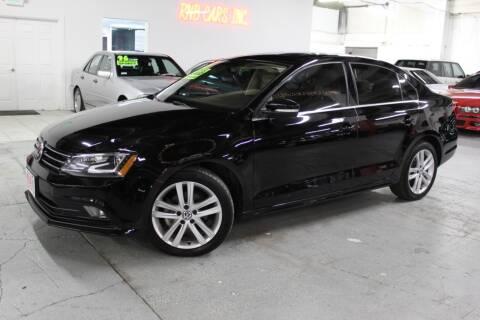 2015 Volkswagen Jetta for sale at R n B Cars Inc. in Denver CO