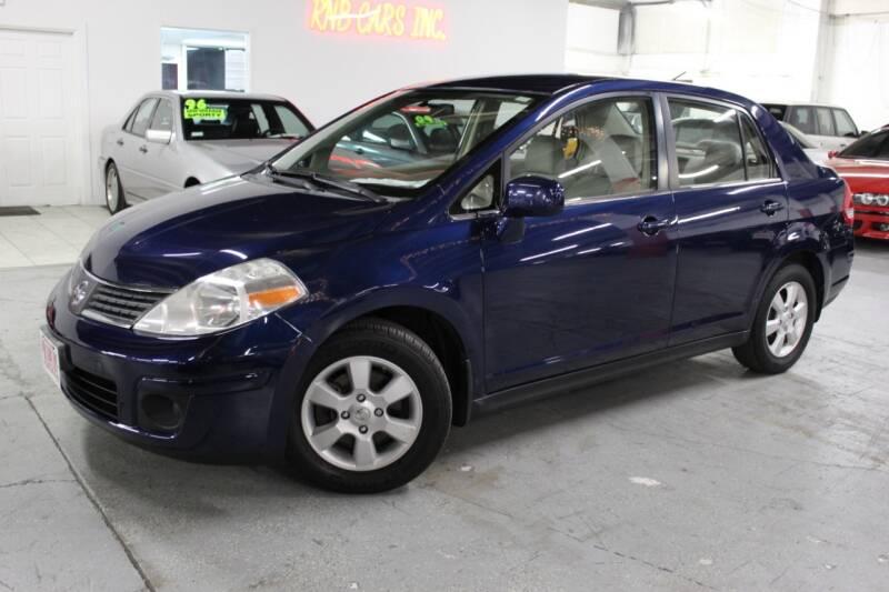 2007 Nissan Versa for sale at R n B Cars Inc. in Denver CO