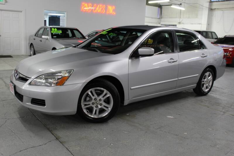2007 Honda Accord for sale at R n B Cars Inc. in Denver CO