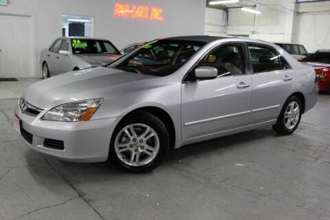 2007 Honda Accord for sale at R n B Cars Inc. in Denver CO