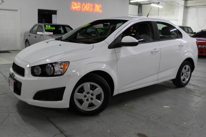 2013 Chevrolet Sonic for sale at R n B Cars Inc. in Denver CO