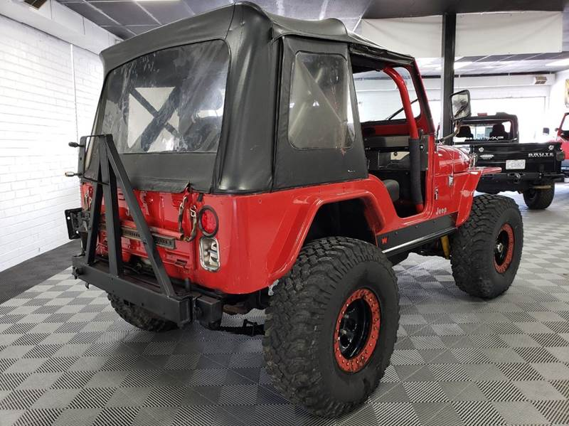 1974 Jeep Cj-5 In Boone NC - High Country Auto Sales