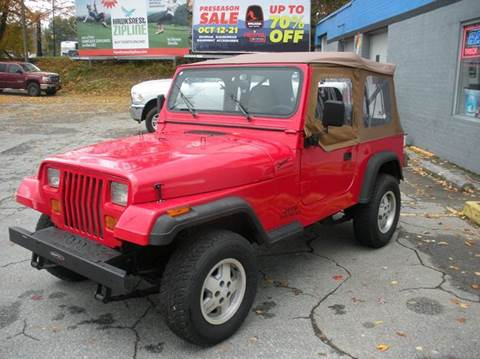 1993 Jeep Wrangler for sale in Boone, NC