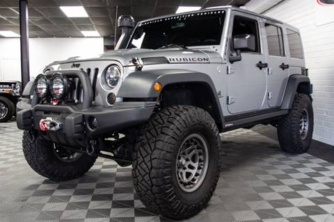 2015 Jeep Wrangler Unlimited for sale in Boone, NC