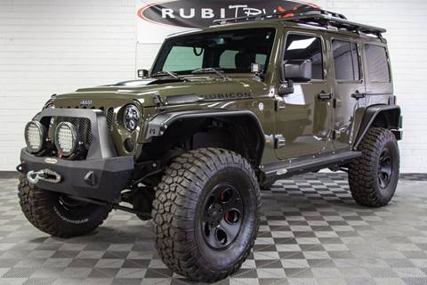 2016 Jeep Wrangler Unlimited for sale in Boone, NC