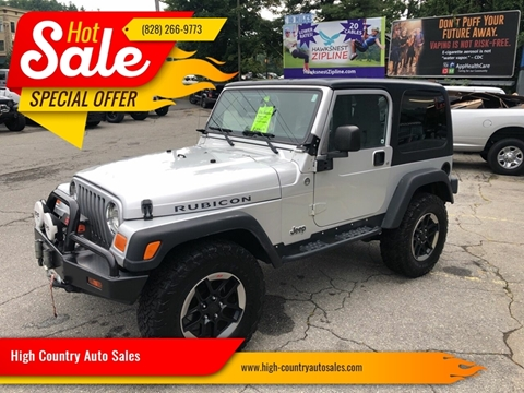 2006 Jeep Wrangler for sale in Boone, NC