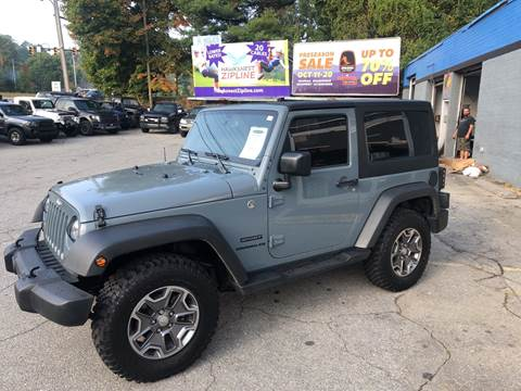 2015 Jeep Wrangler for sale in Boone, NC