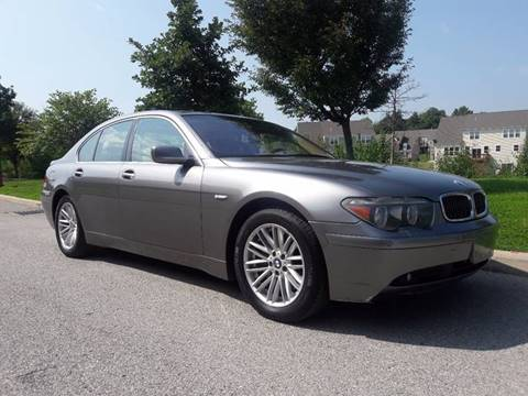 2005 BMW 7 Series for sale in Saint Charles, MO