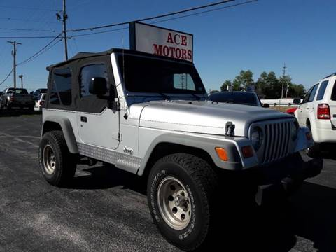 2006 Jeep Wrangler for sale in Saint Charles, MO