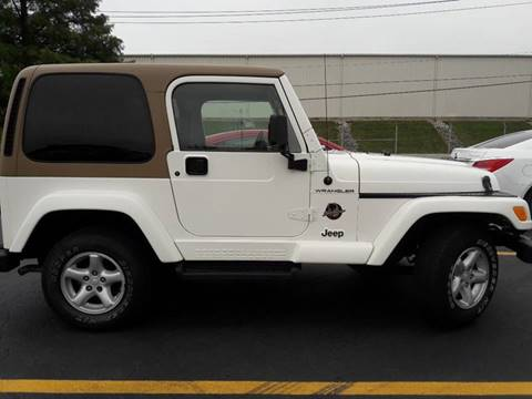 2002 Jeep Wrangler for sale in Saint Charles, MO