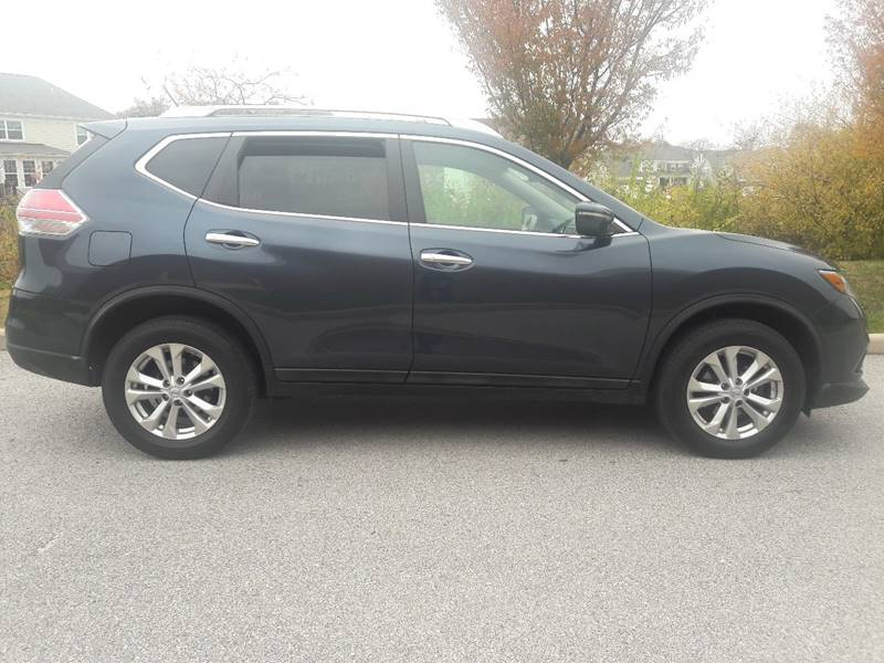 2015 nissan rogue awd sv 4dr crossover in saint charles mo ace 16990 sciox Images
