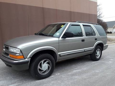 2000 Chevrolet Blazer for sale in Saint Charles, MO