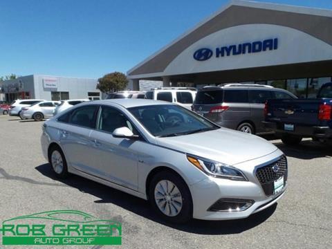 2017 Hyundai Sonata Hybrid for sale in Twin Falls, ID