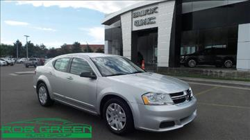 2012 Dodge Avenger for sale in Twin Falls, ID