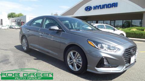2018 Hyundai Sonata for sale in Twin Falls, ID