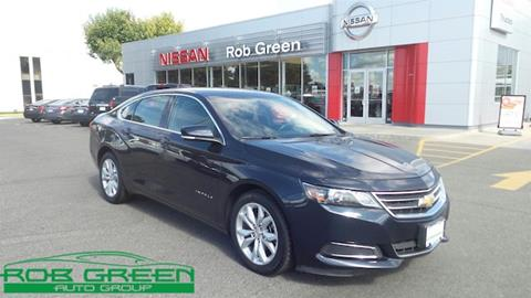 2017 Chevrolet Impala for sale in Twin Falls, ID