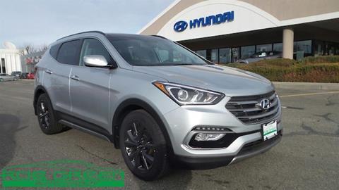 2018 Hyundai Santa Fe For Sale In Idaho Carsforsale Com