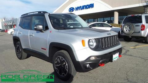 2017 Jeep Renegade For Sale In Idaho