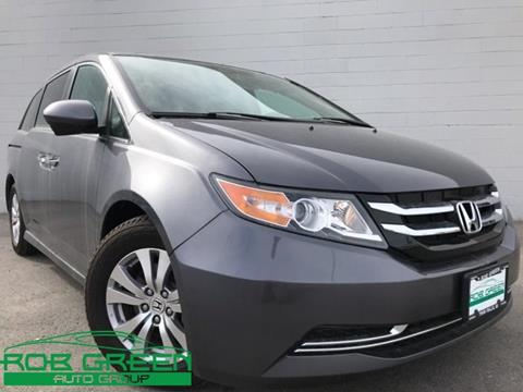 2016 Honda Odyssey for sale in Twin Falls, ID