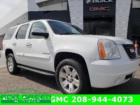 2008 GMC Yukon for sale in Twin Falls, ID