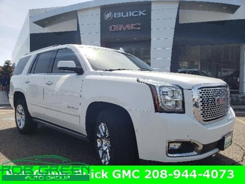2015 GMC Yukon for sale in Twin Falls, ID