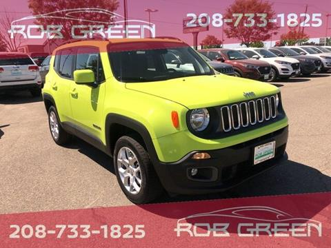 2018 Jeep Renegade for sale in Twin Falls, ID