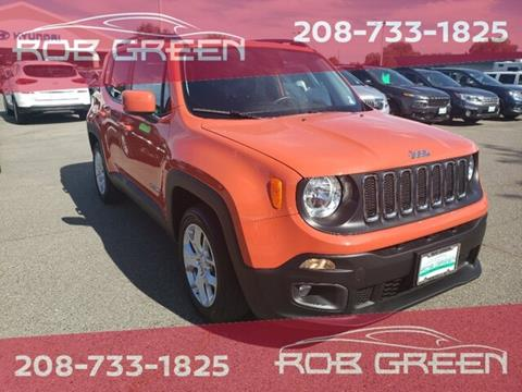 2017 Jeep Renegade for sale in Twin Falls, ID
