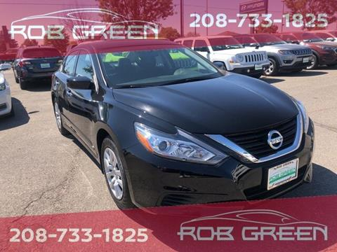 2018 Nissan Altima for sale in Twin Falls, ID