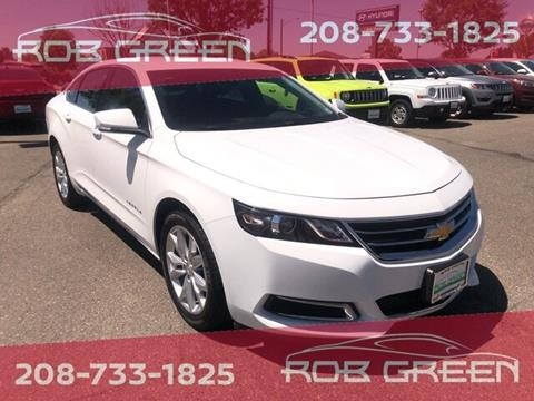 2016 Chevrolet Impala for sale in Twin Falls, ID