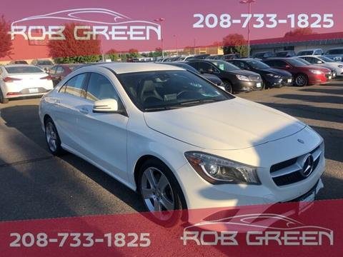 2016 Mercedes-Benz CLA for sale in Twin Falls, ID