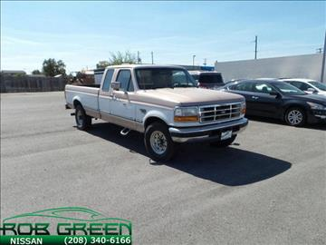 1997 Ford F-250 for sale in Twin Falls, ID