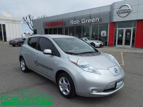 2011 Nissan LEAF for sale in Twin Falls, ID