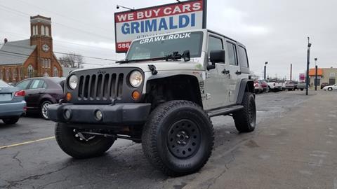 2007 Jeep Wrangler Unlimited for sale in Warren, MI