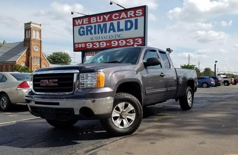 2010 GMC Sierra 1500 for sale in Warren, MI