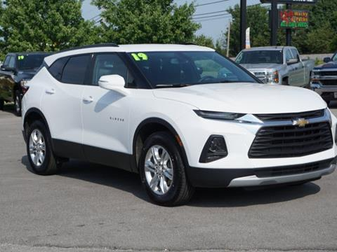 2019 Chevrolet Blazer for sale in Leitchfield, KY