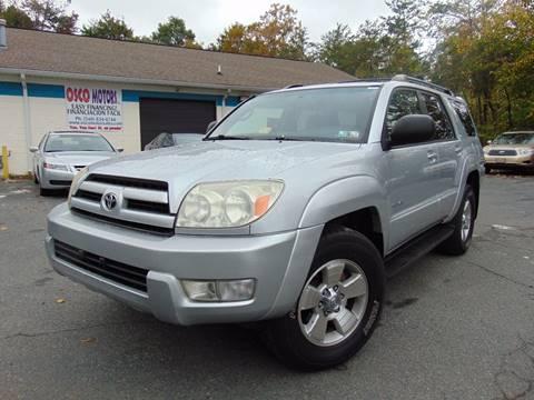 2004 Toyota 4Runner for sale in Fredericksburg, VA