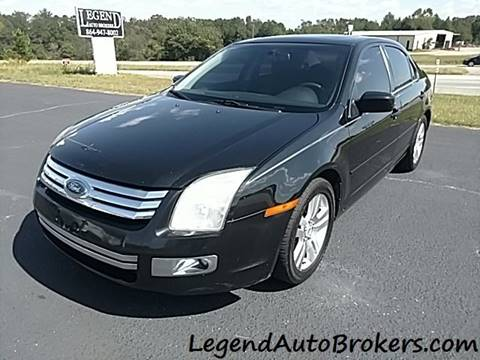 2009 Ford Fusion for sale in Pelzer, SC