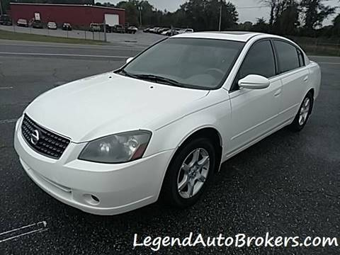 2006 Nissan Altima for sale in Pelzer, SC