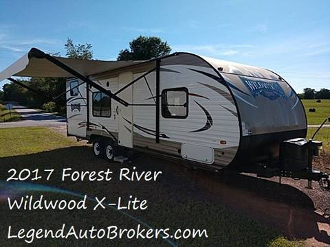 2017 Forest River Wildwood for sale in Pelzer, SC