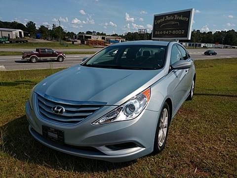 2011 Hyundai Sonata For Sale >> 2011 Hyundai Sonata For Sale In Pelzer Sc