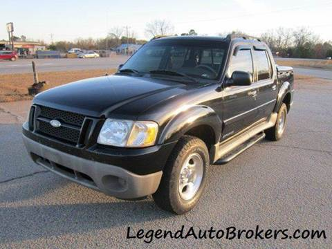 2002 Ford Explorer Sport Trac for sale in Pelzer, SC